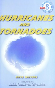 Cover of: Hurricanes and tornadoes