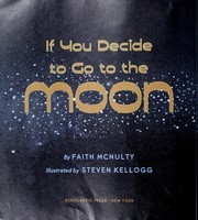 Cover of: If you decide to go to the moon