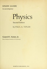 Cover of: Physics (Study Guide)