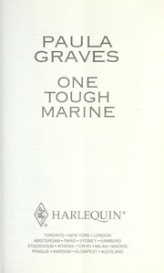 Cover of: One tough marine