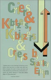 Cover of: Criers and kibitzers, kibitzers and criers