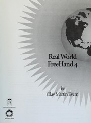 Cover of: Real World FreeHand 4