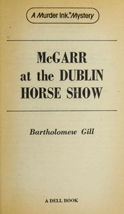 Cover of: McGarr at the Dublin Horse Show