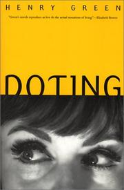 Cover of: Doting