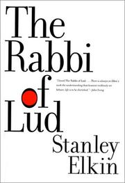 Cover of: The rabbi of Lud: a novel