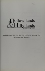 Cover of: Hollow lands & hilly lands