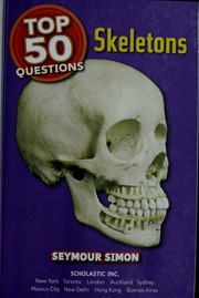 Cover of: Skeletons | Seymour Simon