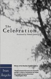 Cover of: celebration | Ivan Angelo