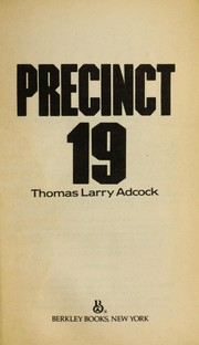 Cover of: Precinct 19