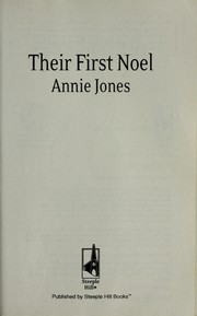 Cover of: Their first Noel