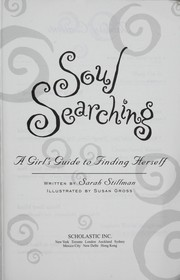 Cover of: Soul searching
