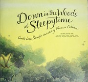 Cover of: Down in the woods at sleepytime