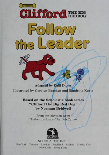 Follow The Leader 2001 Edition Open Library