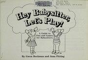 Cover of: Hey babysitter, let