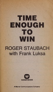 Cover of: Time enough to win