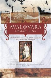 Cover of: Avalovara (Latin American Literature Series (Dalkey Archive Press).)