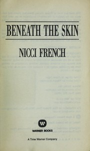 Cover of: Beneath the skin