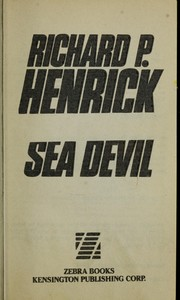 Cover of: Sea devil