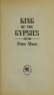 Cover of: King of the gypsies