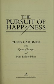 Cover of: The pursuit of happyness | Chris Gardner