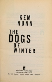Cover of: The dogs of winter