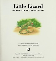 Cover of: Little Lizard