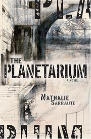 Cover of: The planetarium