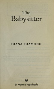 Cover of: The babysitter