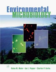 Cover of: Environmental microbiology | Raina M. Maier