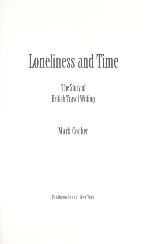 Loneliness and time by Mark Cocker