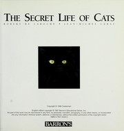 Cover of: The secret life of cats
