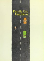 Cover of: Ford family car fun book