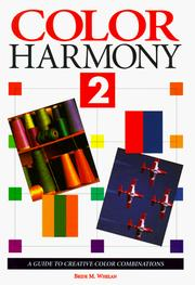 Cover of: Color Harmony 2 | Bride M. Whelan