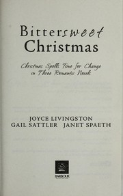 Cover of: Bittersweet Christmas