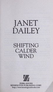 Cover of: Shifting Calder wind | Janet Dailey