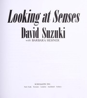 Cover of: Looking at senses