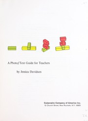 A photo/text guide for teachers by Jessica Davidson