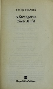 Cover of: A stranger in their midst