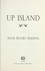 Cover of: Up island