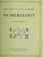 Cover of: Numerology