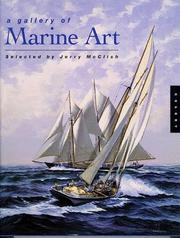 Cover of: A Gallery of Marine Art