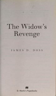 Cover of: The widow's revenge
