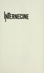 Cover of: Internecine