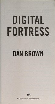 Cover of: Digital fortress