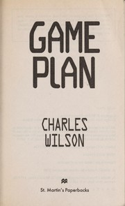 Cover of: Game plan