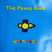 Cover of: The peace book