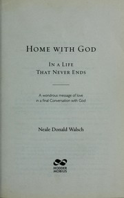 Cover of: Home with God