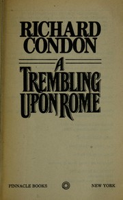 Cover of: A trembling upon Rome