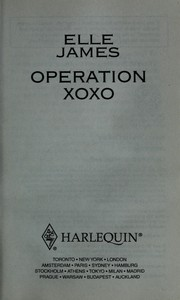 Cover of: Operation OXOX