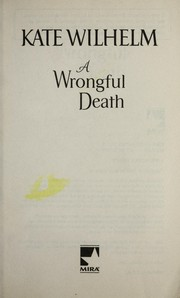 Cover of: A wrongful death